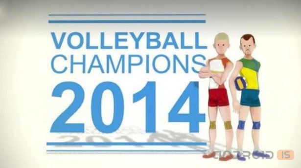 Volleyball Champions 3D 2014