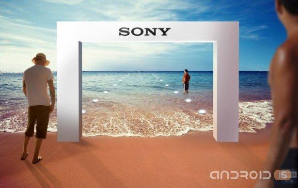 Sony готовится к открытию Xperia Aquatech Store