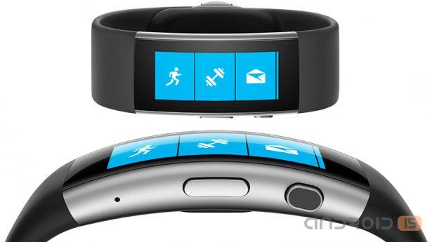 В продаже появился Microsoft Band 2
